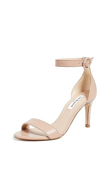L.K. Bennett Dora Ankle Strap Sandals
