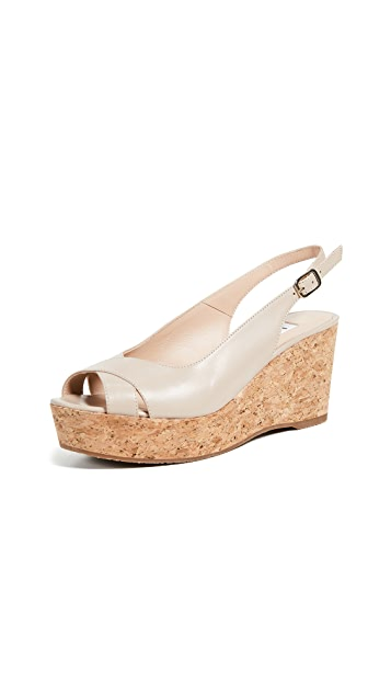 L.K. Bennett Marcia Slingback Sandals