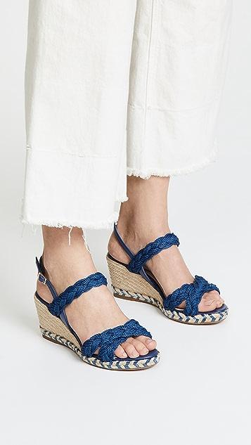 L.K. Bennett Roxie Espadrille Sandals