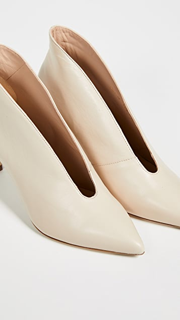 L.K. Bennett Corrina Point Toe Pumps