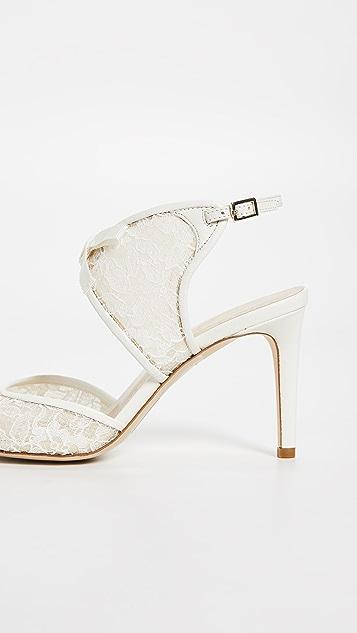 L.K. Bennett x Jenny Packham Cecelia Sandals
