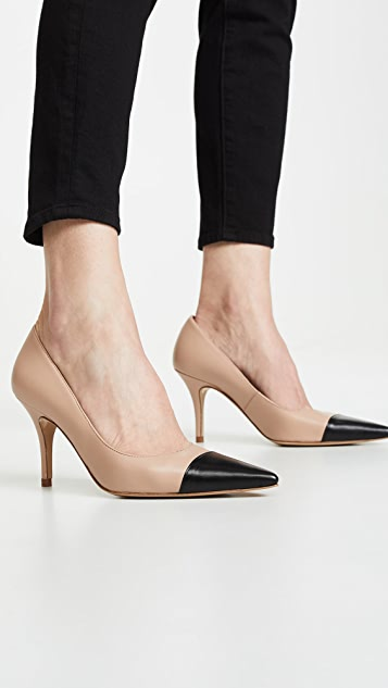 L.K. Bennett Malia Point Toe Pumps