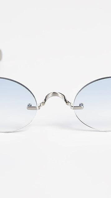 Lyndon Leone Havana Sunglasses