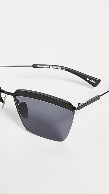 Lyndon Leone Washington Sunglasses