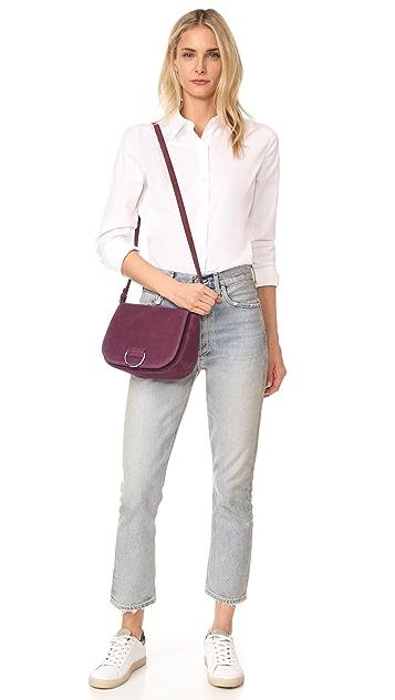 Little Liffner D Saddle Medium Bag