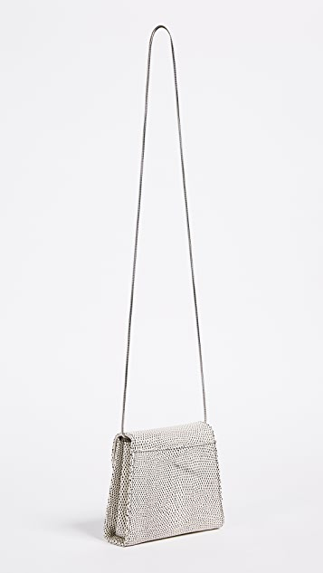 Little Liffner Tiny Box D Cross Body Bag