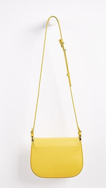 Little Liffner D Saddle Bag