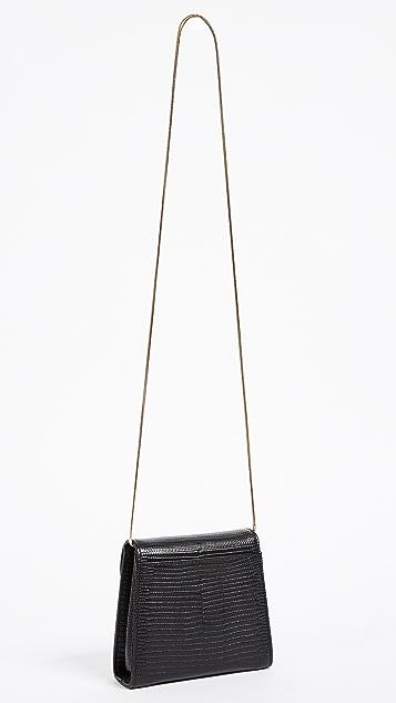 Little Liffner Tiny D Box Cross Body Bag