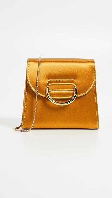 Little Liffner Tiny Box D Crossbody Bag