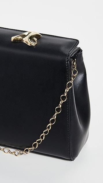 Little Liffner Chained Mini Mademoiselle Bag