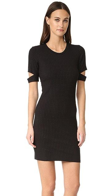 LNA Mini Esso Dress