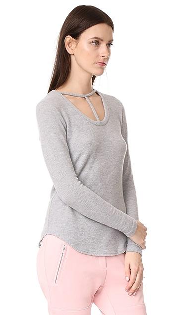 LNA Curved Bondage Sweater