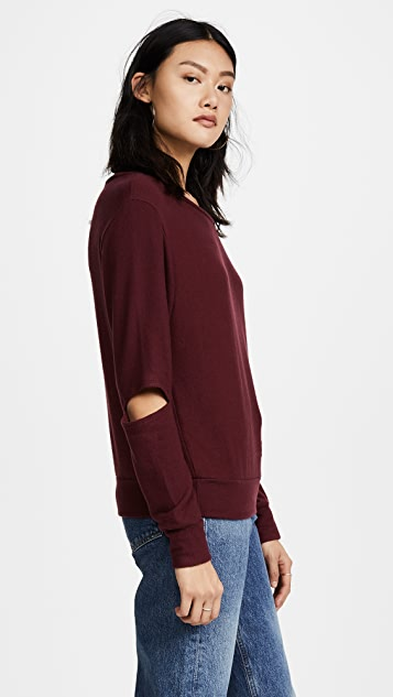 LNA Brushed Odeon Sweatshirt