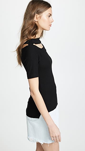 LNA Beacon Ribbed Top