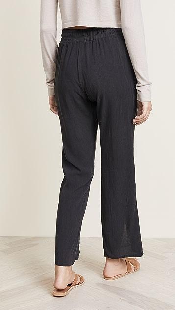LNA Woven Twin Pants