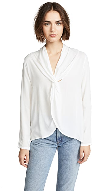 LNA Twister Blouse
