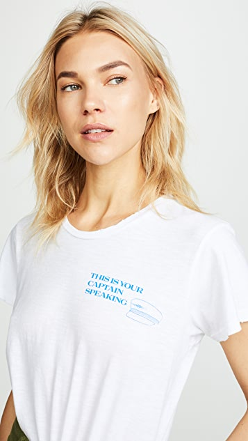 LNA Captain's Tee