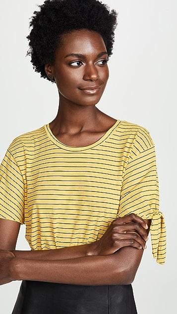 LNA Millie Striped Tee