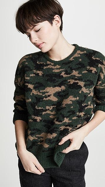 LNA Mash Alpaca Sweater