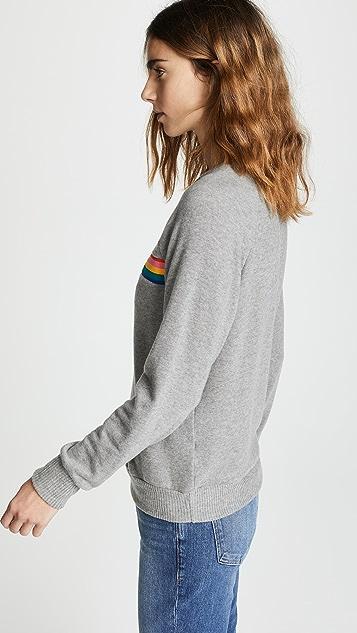 LNA Brushed Roller Sweater