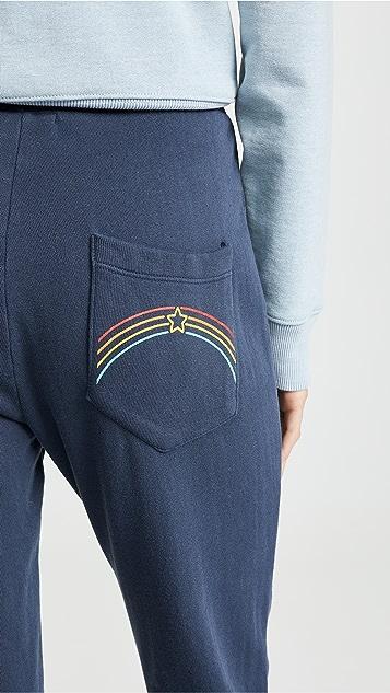 LNA Pocket Full Of Rainbows Sweats