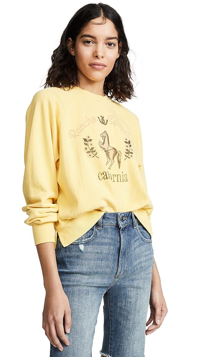 LNA Womens Rancho Sweatshirt