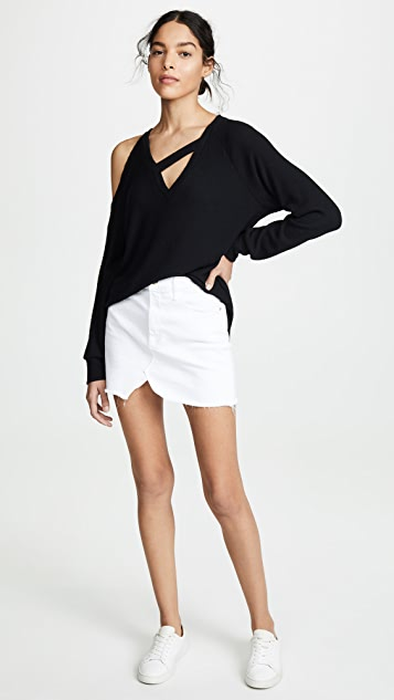 LNA Fallen Rib Sweater