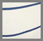 бело-синяя полоска