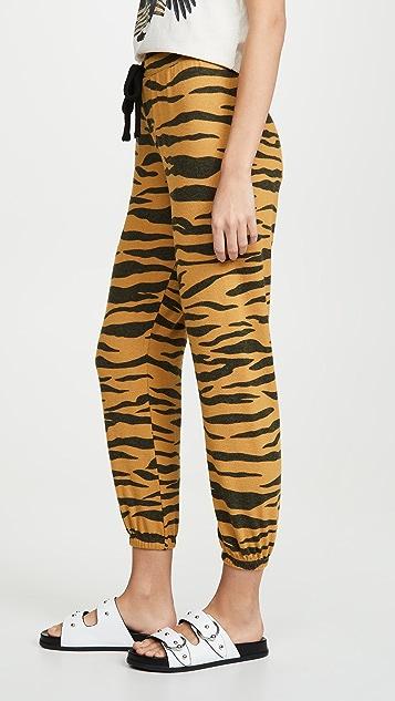 LNA Ворсованные брюки для бега Tiger