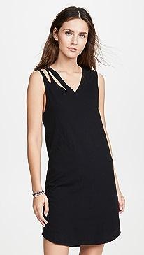 Double Cutout Dress