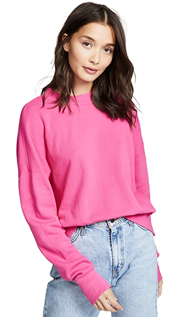 LNA Mock Sweatshirt