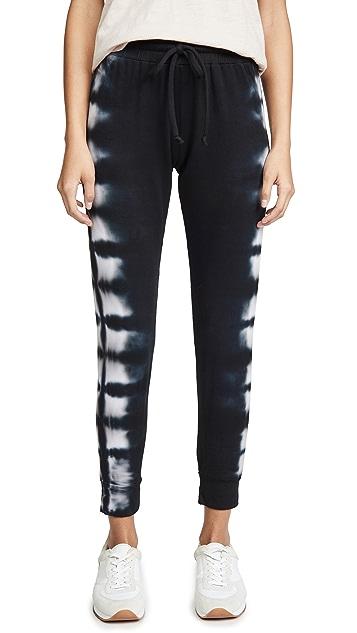 LNA Tidal Tie Dye Sweatpants