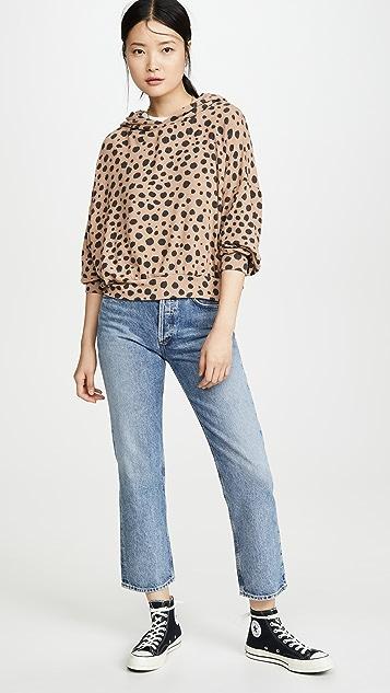 LNA Cheetah Hoodie