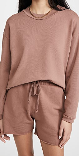 LNA - Cropped Sweatshirt