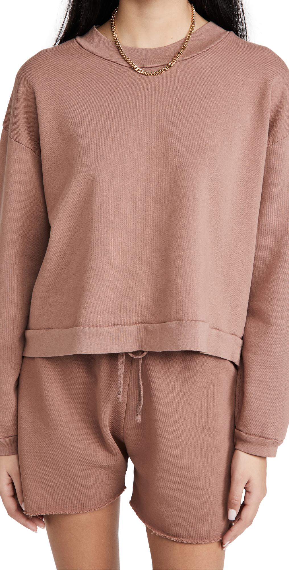 LNA Cropped Sweatshirt
