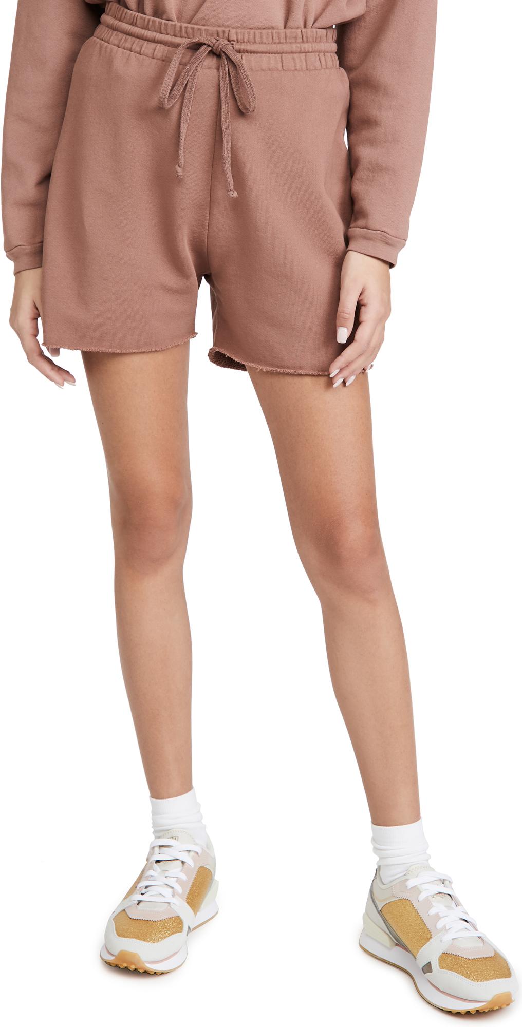 LNA Long Terry Shorts