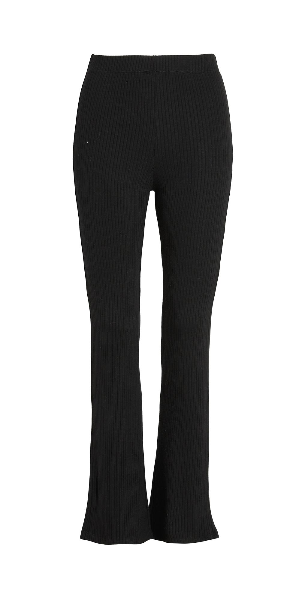 LNA Laurel Ribbed Pants