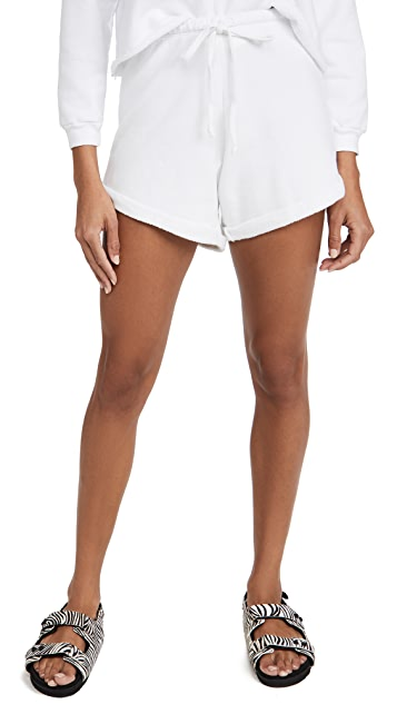 LNA Rolled Terry Shorts