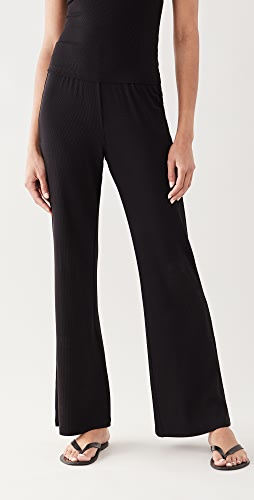 LNA - 休闲罗纹长裤
