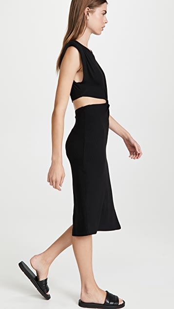 LNA Tailor Dress