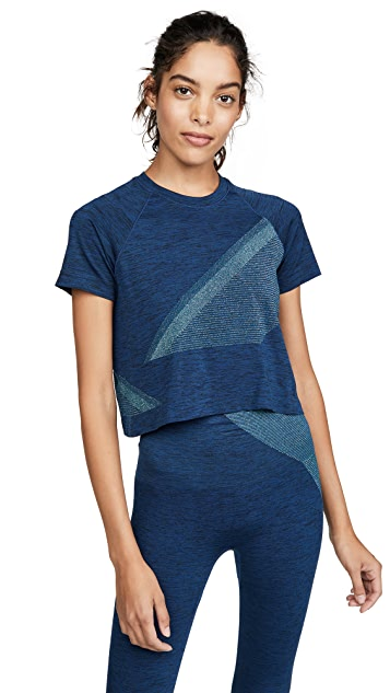 LNDR Comet 短款 T 恤