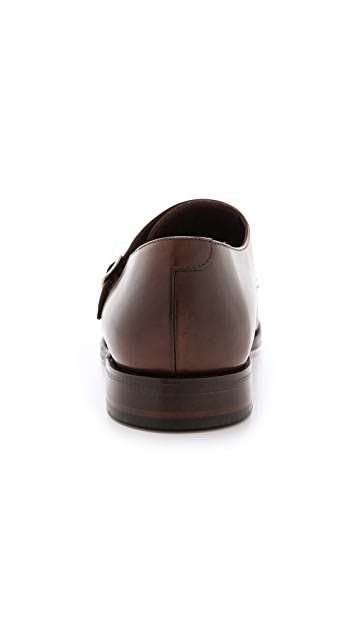 Loake 1880 Cannon Monk Strap Shoes