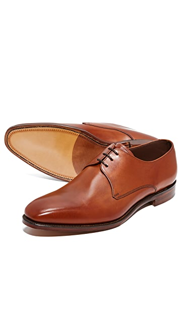 Loake 1880 Cornwall Plain Toe Derbys