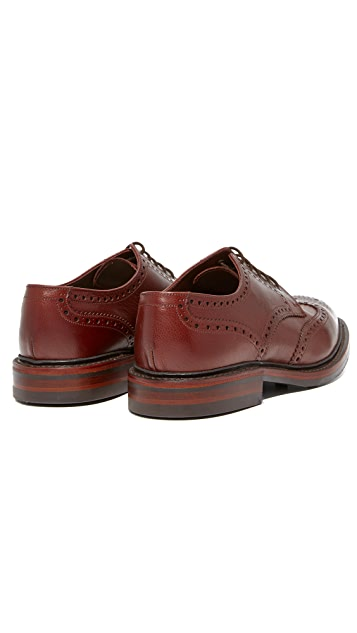 Loake 1880 Badminton Brogue Derbys