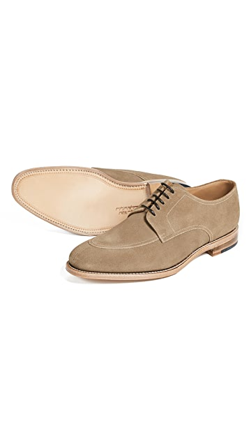 Loake L1 Ealing Apron Derby Shoes