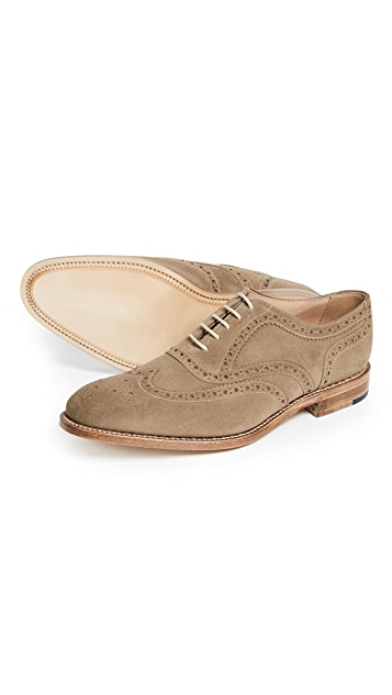 Loake L1 Tarantula Oxford Shoes