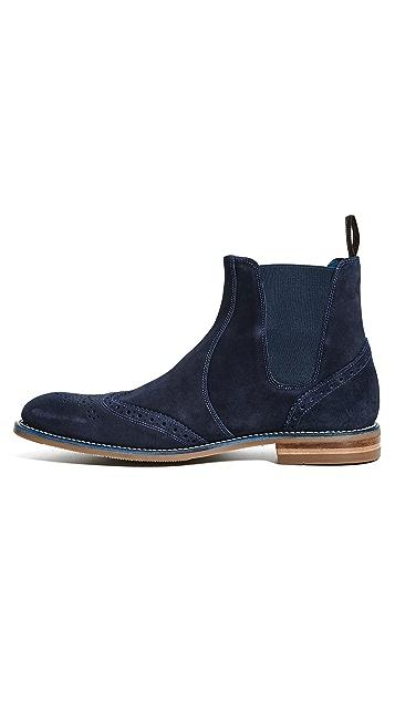 Loake L1 Hoskins Suede Dealer Boots
