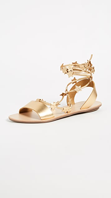 6e1df74bc400f Loeffler Randall Starla Flat Sandals