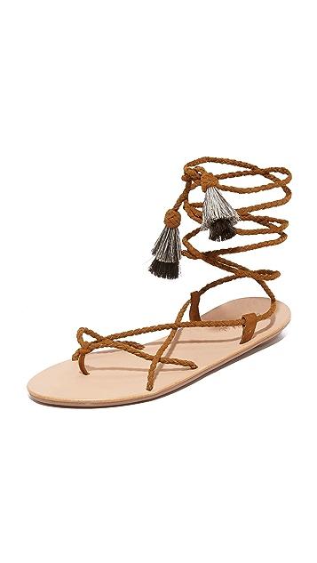 Loeffler Randall Bo Gladiator Sandals