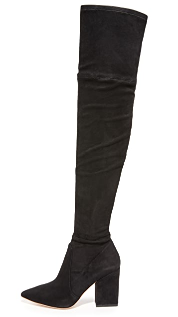 Loeffler Randall Ophelia Over the Knee Boots